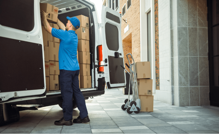 tct247 services fast package delivery